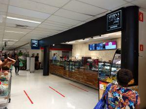 Em tempos de pandemia, rede Sterna Café inaugura loja dentro de supermercado