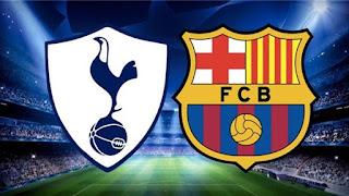 كورة لايف | مشاهدة مباراة برشلونة وتوتنهام بث مباشر اليوم 11-12-2018