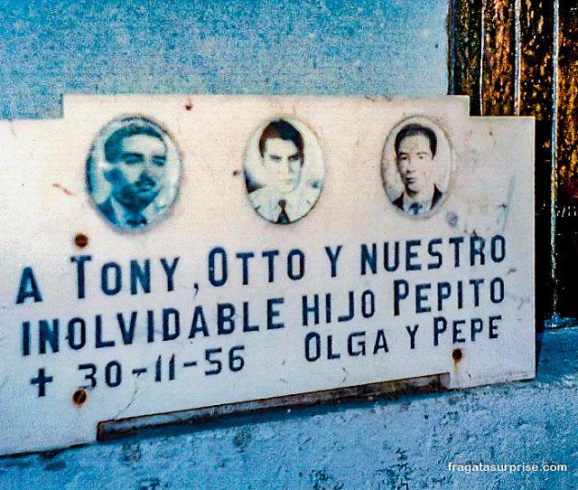 Lembranças da Revolução Cubana, Santiago de Cuba