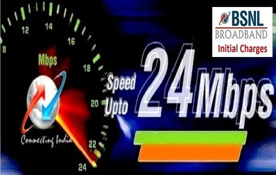 bsnl-landline-broadband-initial-installation-modem-charges