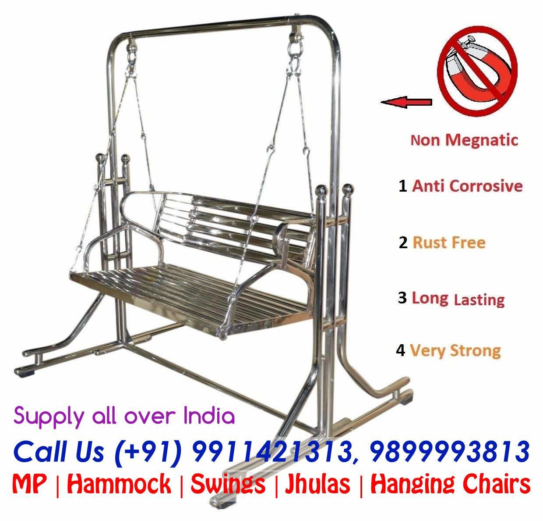 Stainless Steel Indoor Jhula Manufacturers, Merchandise, Maker