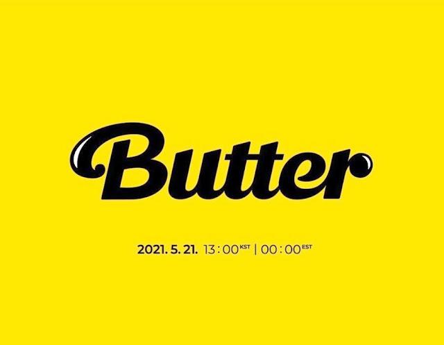 Lirik lagu BTS Butter dan Terjemahan