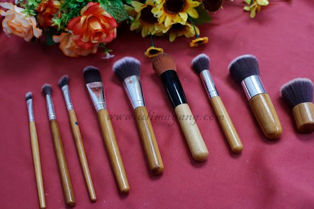 review-bamboo-wooden-brush-make-up-murah-bagus-untuk-pemula