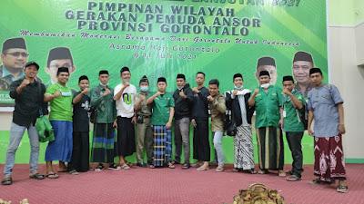 Sebanyak 55 Peserta Ikut Pelatihan Kepemimpinan Lanjutan GP Ansor Gorontalo