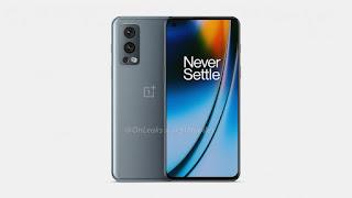OnePlus Nord 2 5G Grey Seirra Looks