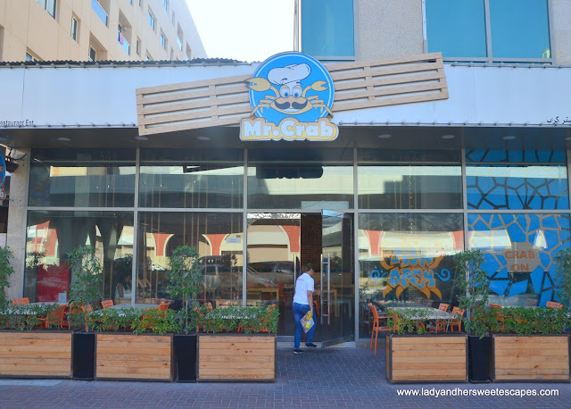 Mr. Crab in Al Barsha