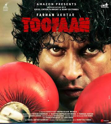 Toofaan Film Cast Name, Wiki,