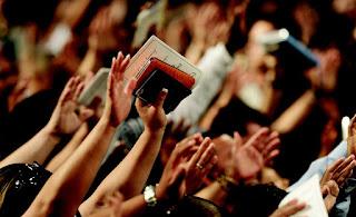 Por que você não vai a Igreja? 1 João 2: 15-17
