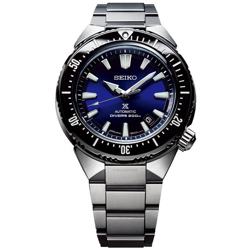OceanicTime: SEIKO Prospex DIVER Automatic x RISINGWAVE