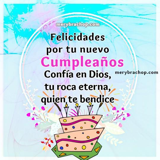 imagen de felicitaciones cristianas, frases bonitas de cumpleaños