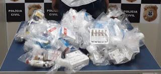 Substâncias ilegais