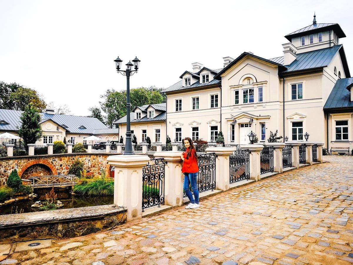 Talaria SPA Pałac