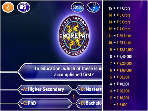 Real Kbc Game Online