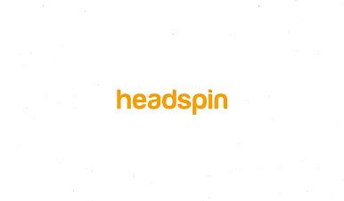 Headspin logo