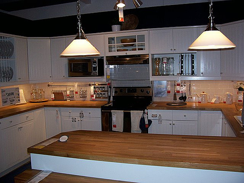 most popular kitchen IKEA countertops