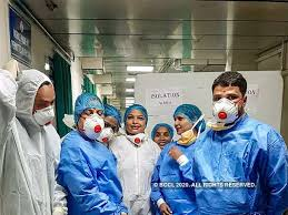 देश में करोना संक्रमित मरीजो की संख्या पहुँची 1लाख 1139.मुख्य खबरें।