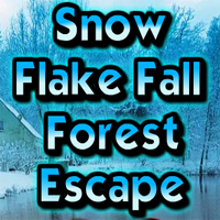 WowEscape Snow Flake Fall…