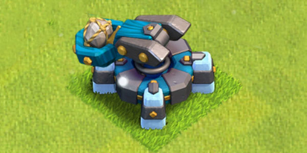Clash of Clans Scattershot