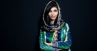 Roya Mahboob, founder of Digital Citizen Fund