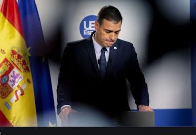 بعد الحصار المغربي الفعال  لموانئ اسبانيا.. حكومة سانشيز على صفيح ساخن