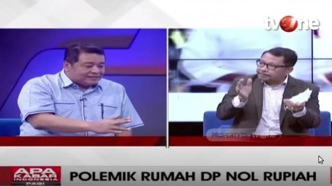 Panas, Bestari Barus vs Politikus PDIP soal Janji Anies Rumah DP Rp0