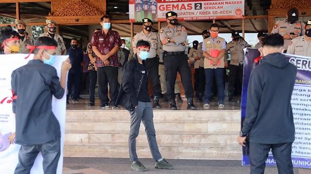 Karo Humpro: OKP Aktif Membantu Sosialisasi Covid Selama Pandemi