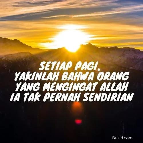 Selamat Pagi Islami
