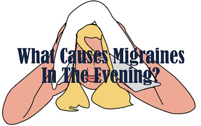 Experience migraine attacks at night