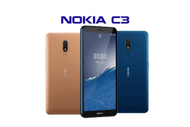 Nokia C3 Nepal