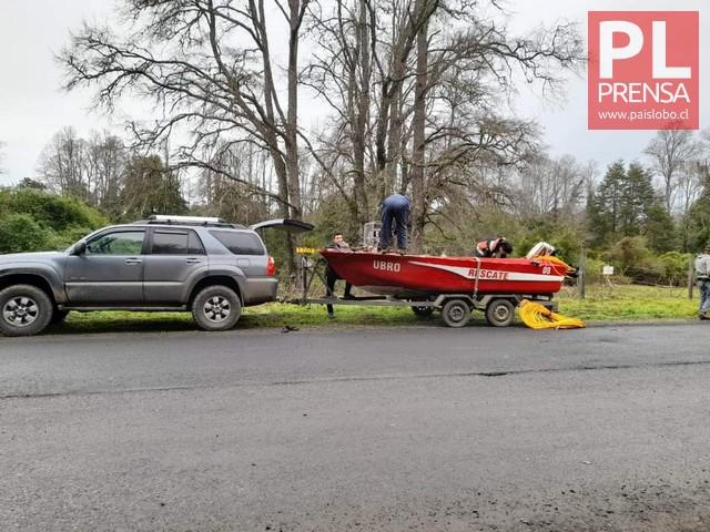 Encuentran cuerpo sin vida en río del sector Rucatayo