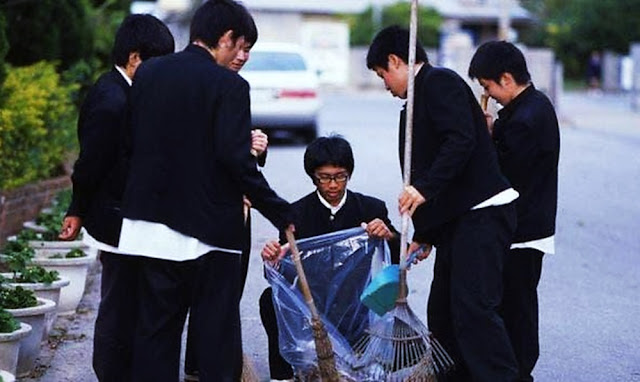 Por qué Japón es un país extremadamente limpio