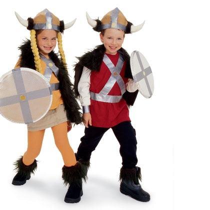 Striking Vikings Costume