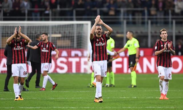 AC Milan vs AEK Athens