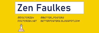 Twitter heading for IAmSciComm hosted by Zen Faulkes