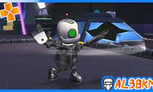 تحميل لعبة Secret Agent Clank psp مضغوطة لمحاكي ppsspp