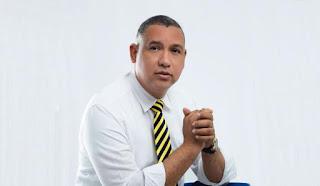 Diputado Alexis Jiménez anuncia aspiraciones a la presidencia del PRM en SDE