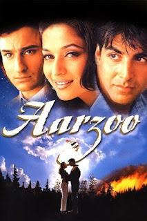 Aarzoo (1999) HDRip 720p 1.2GB Full Movie Hindi ESubs Download MKV