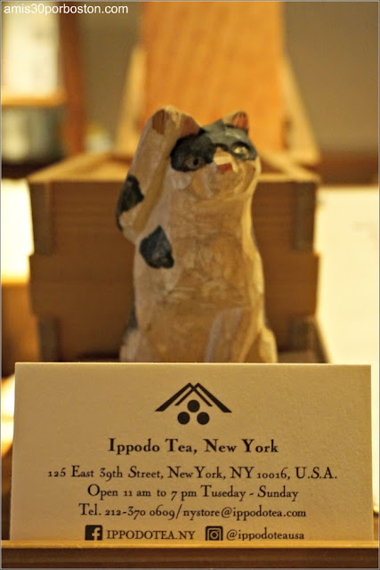 Ippodo Tea Co. en Nueva York