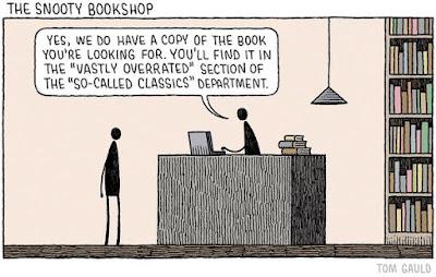 Humor sobre bibliotecas