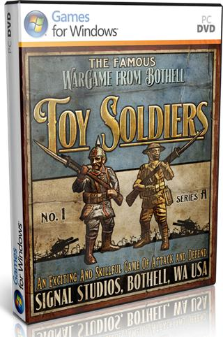 Toy Soldiers PC Full Español Skidrow Descargar 2012
