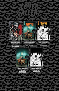 Elvira: Mistress of the Dark #12 Cover Gallery Page 2 from Dynamite Entertainment