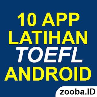 App Android Latihan TOEFL terbaik