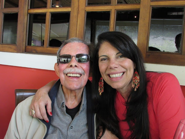 Christiane Michelin e Fernando Magno