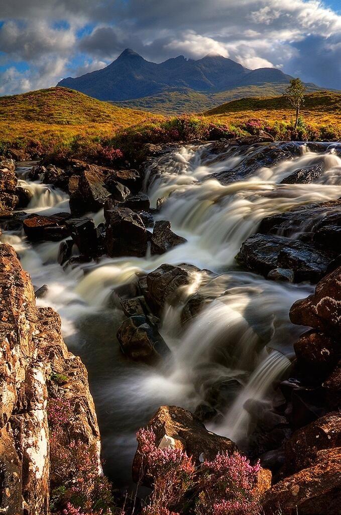 Risk Arbitrage - Isle of Skye, Scotland