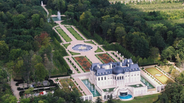 Rumah mewah termahal di dunia