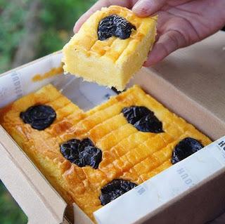 Varian Rasa dan Harga Cake Tapeku Cakenya Hudson