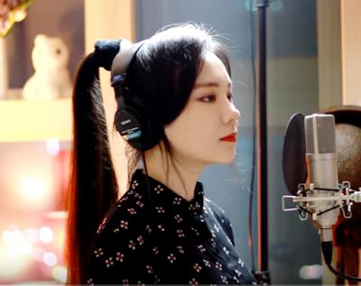 J.Fla Penyanyi Cantik Korea Selatan Mahir Cover Lagu Hits