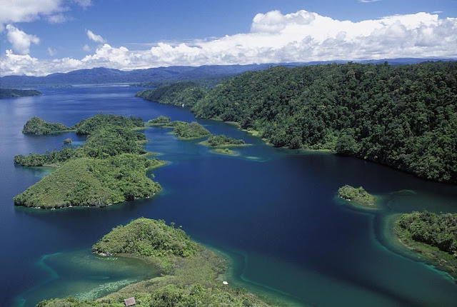 PLACES TO VISIT PAPUA NEW GUINEA