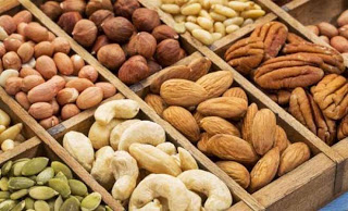 Which nut must eat to not ever get sick