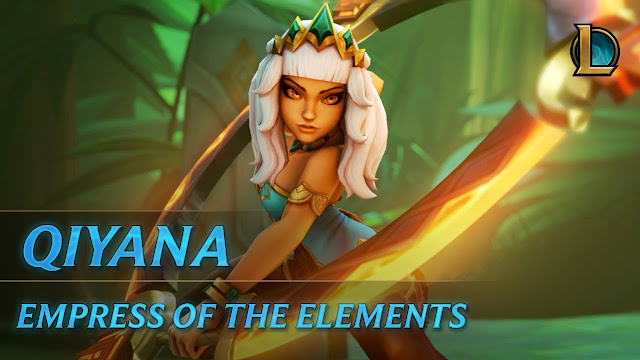 League of Legends: New Champ Qiyana, New Mode Teamfight Tactics 2